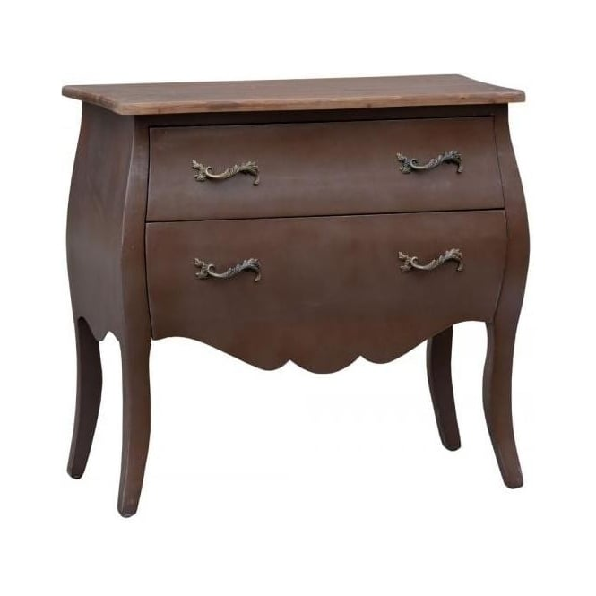 Transylvania Shabby Chic Chest of Drawers