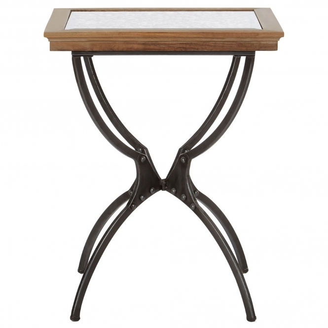 Tribeca Square Side Table
