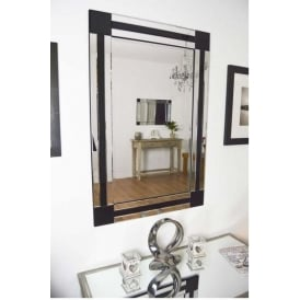 Triple Edge Venetian Wall Mirror