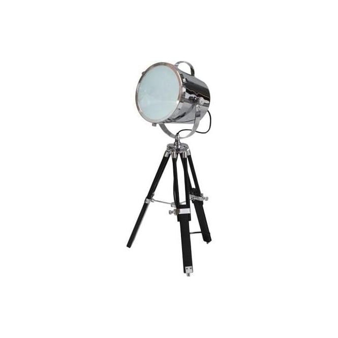 Tripod Spotlight Table Lamp