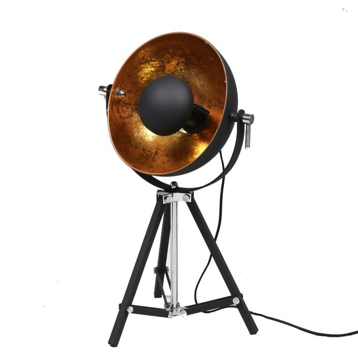 Tripod spotlight table lamp modern and contemporary furniture - Tripod spotlight table lamp ...