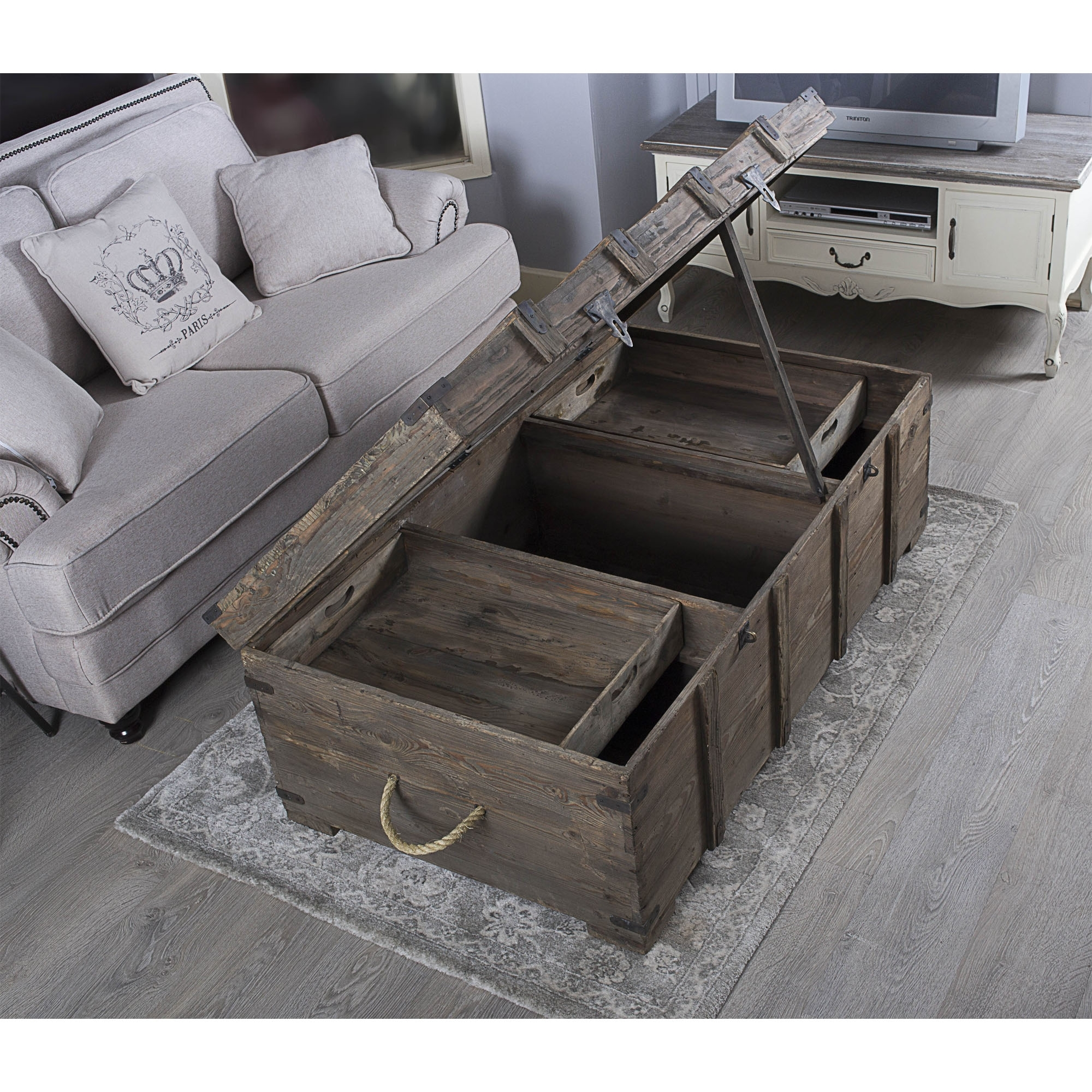 Trunk Coffee Table Coffee Table Homesdirect365