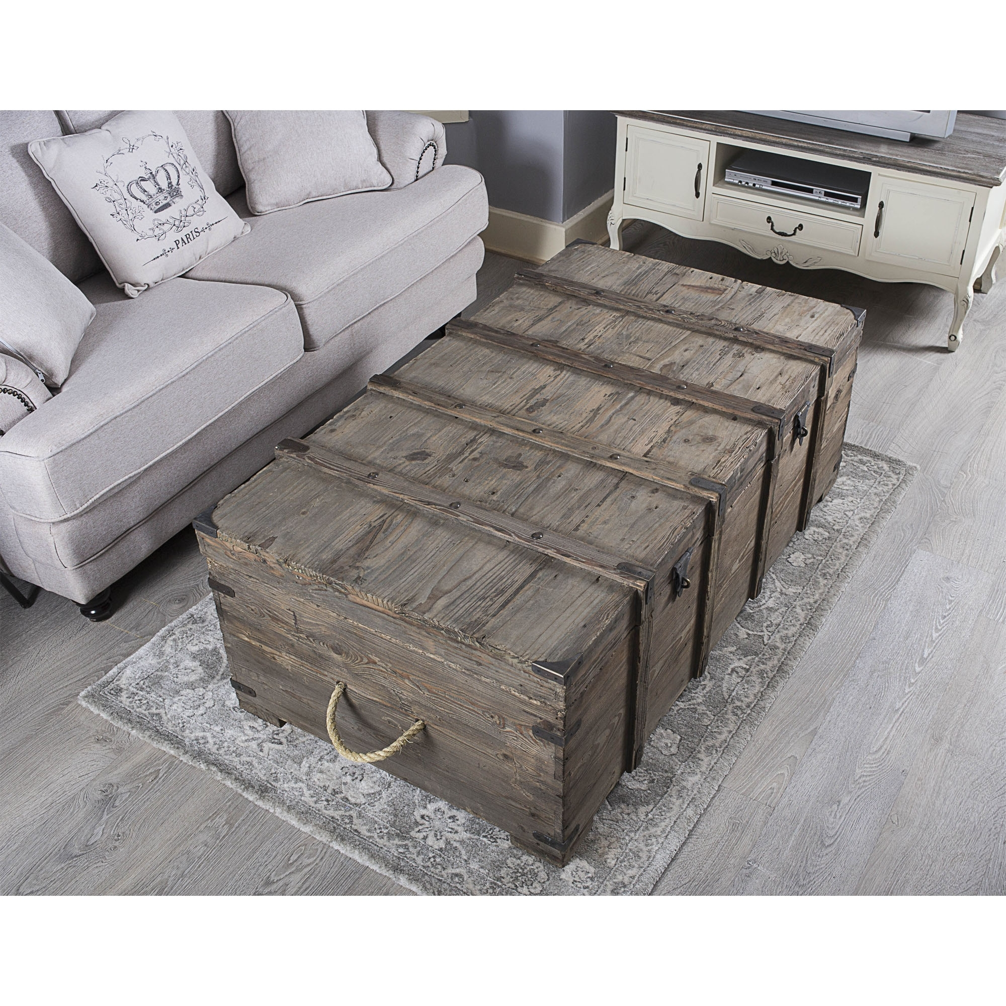 - Trunk Coffee Table Coffee Table HomesDirect365
