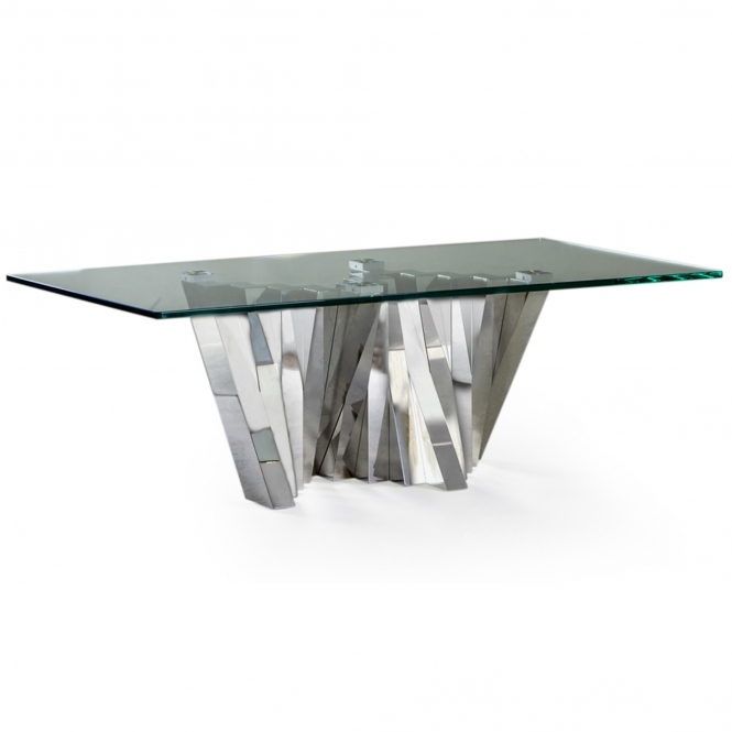 Turin Mirrored Coffee Table