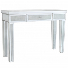 Turin Mirrored Console Table