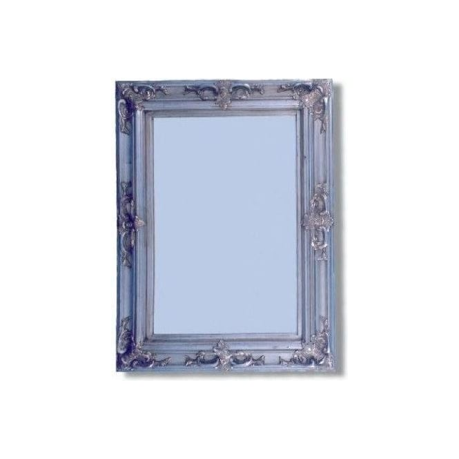 Tuscany Antique French Style Silver Mirror
