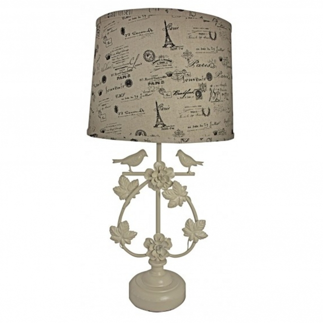 Two Birds Table Lamp