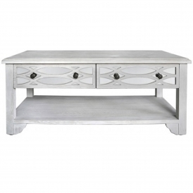 Valence Antique French Style Coffee Table