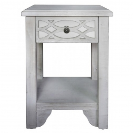 Valence Antique French Style Side Table