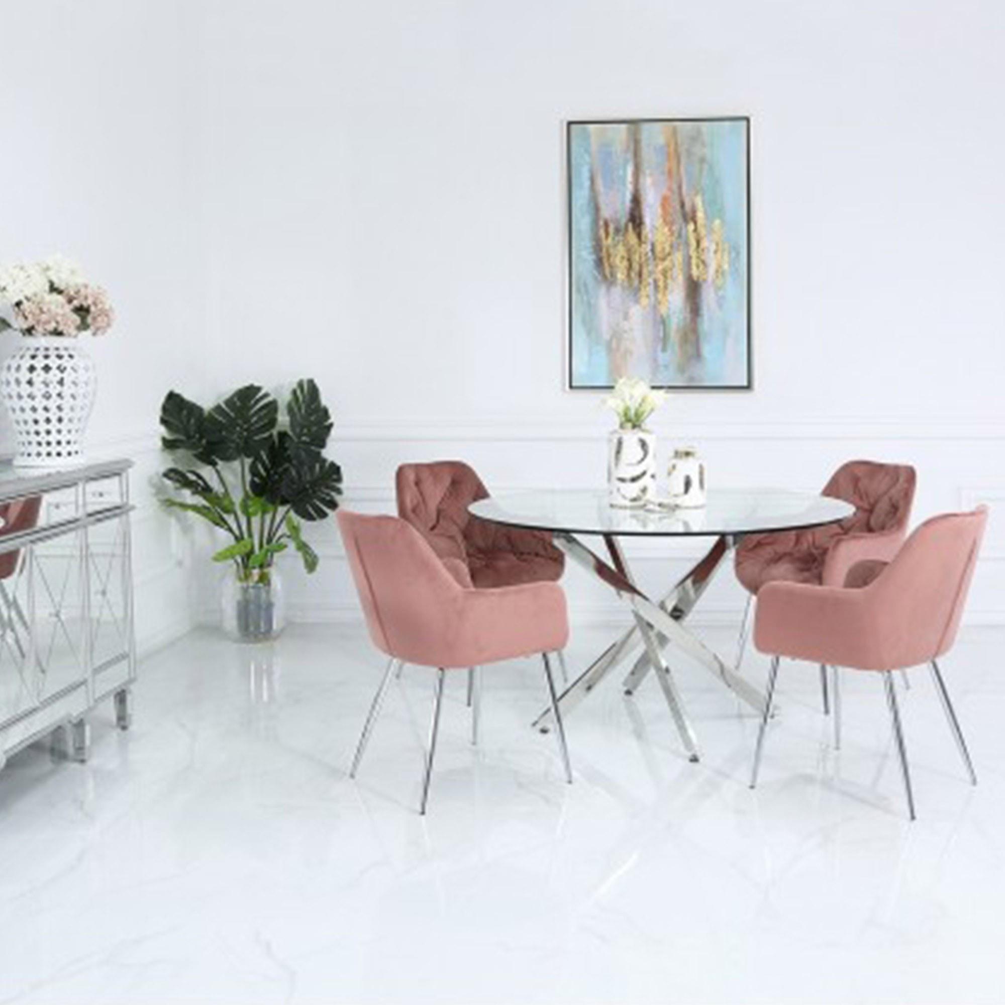 Picture of: Value 130cm Nova Dining Set Modern Furniture Dining Sets