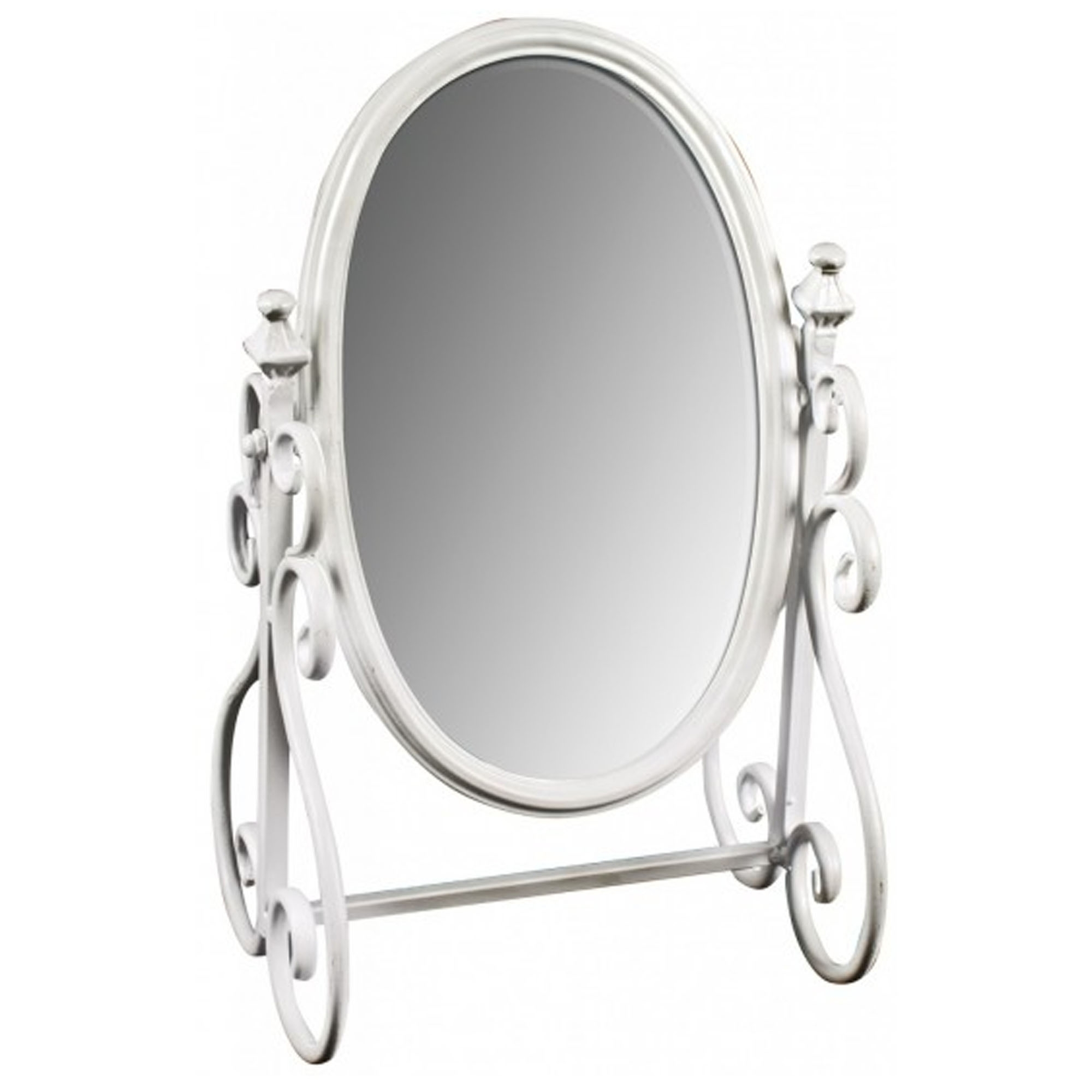 Mirrors Small: Antique-French Style Furniture