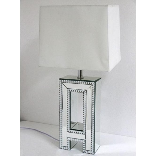 Venetian Glass Table Lamp