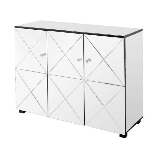 Homes Direct 365 Venetian Mirrored Cabinet
