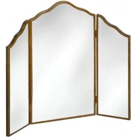 Venetian Mirrored Dressing Table Mirror
