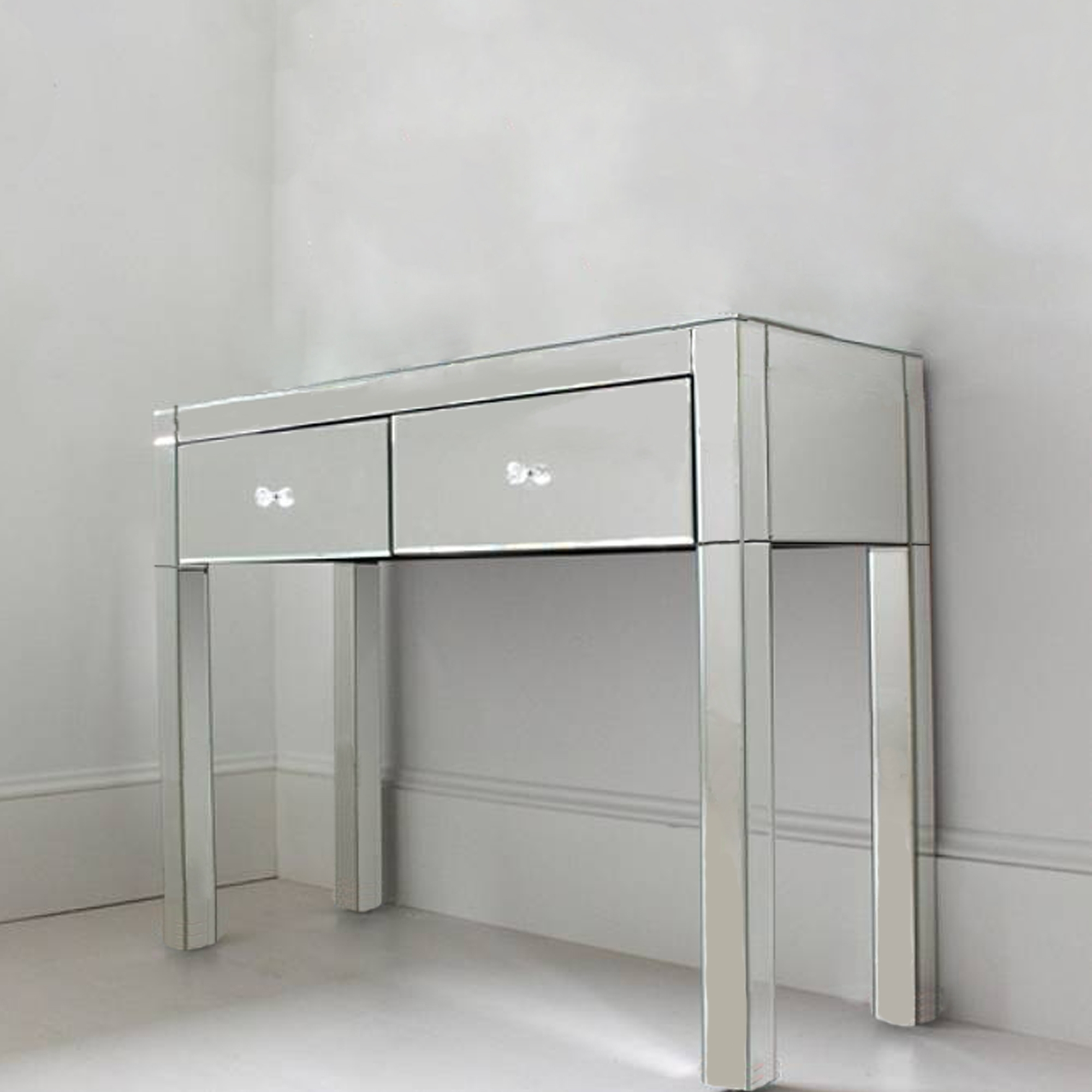 Venetian mirrored dressing table french furniture from for Dressing table 85cm