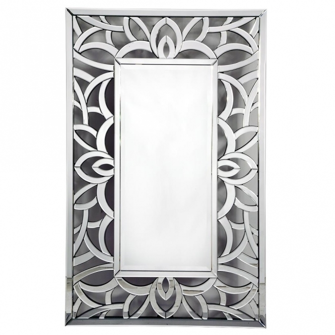 Venetian Open Fretted Mirror
