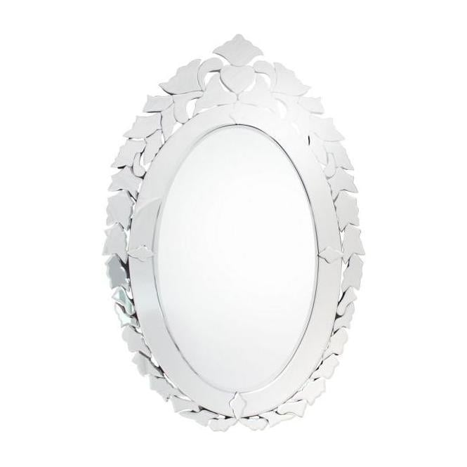 Venetian Oval Large Mirror