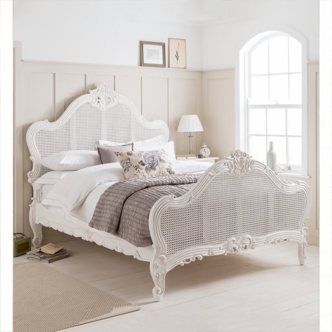 Versailles Louis Antique French Style Bed