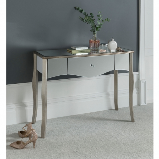 Versailles Mirrored Dressing Table