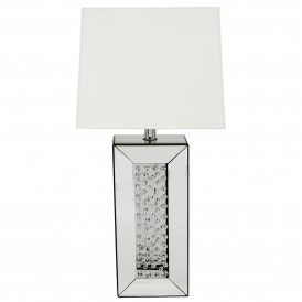 Vicenza Mirrored Table Lamp
