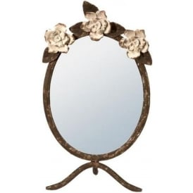 Vintage Antique French Style Mirror