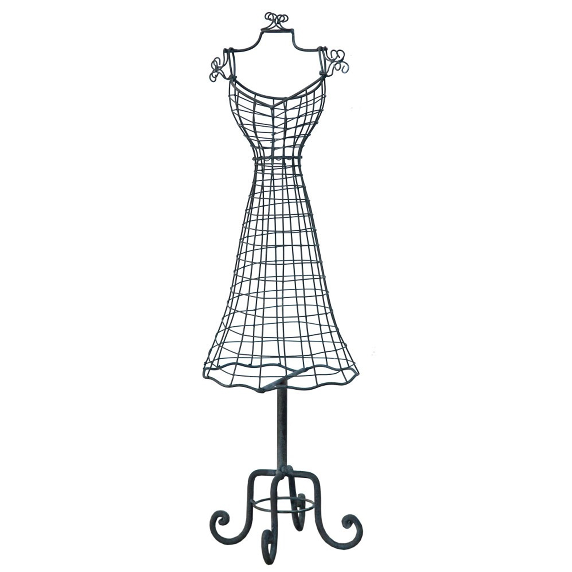 Vintage Primavera Metal Wire Mannequin | Home Accessories Online Now