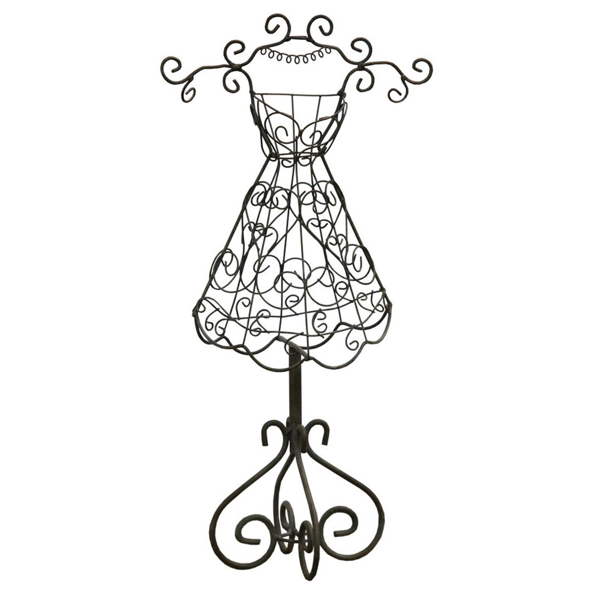 Vintage Primavera Metal Wire Mannequin | Mannequins Online Now