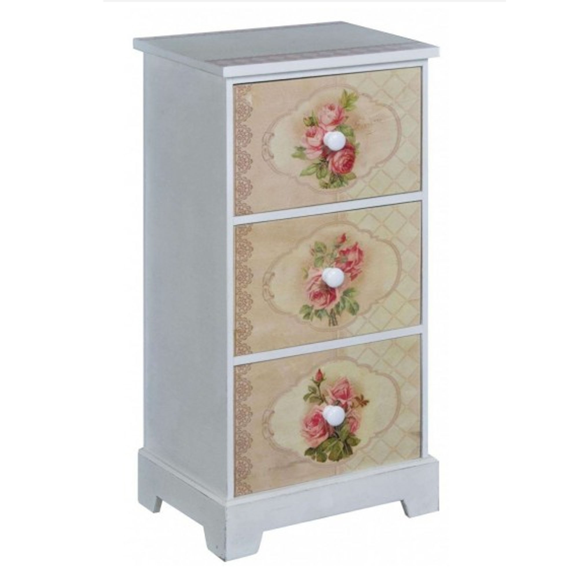 vintage shabby chic chest of drawers | shabby chic furniture
