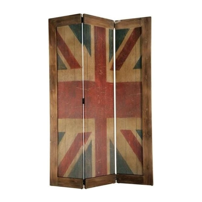 Vintage Union Jack Screen