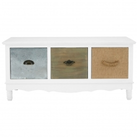 Weymouth Shabby Chic Coffee Table