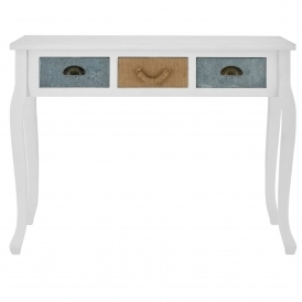 Weymouth Shabby Chic Console Table