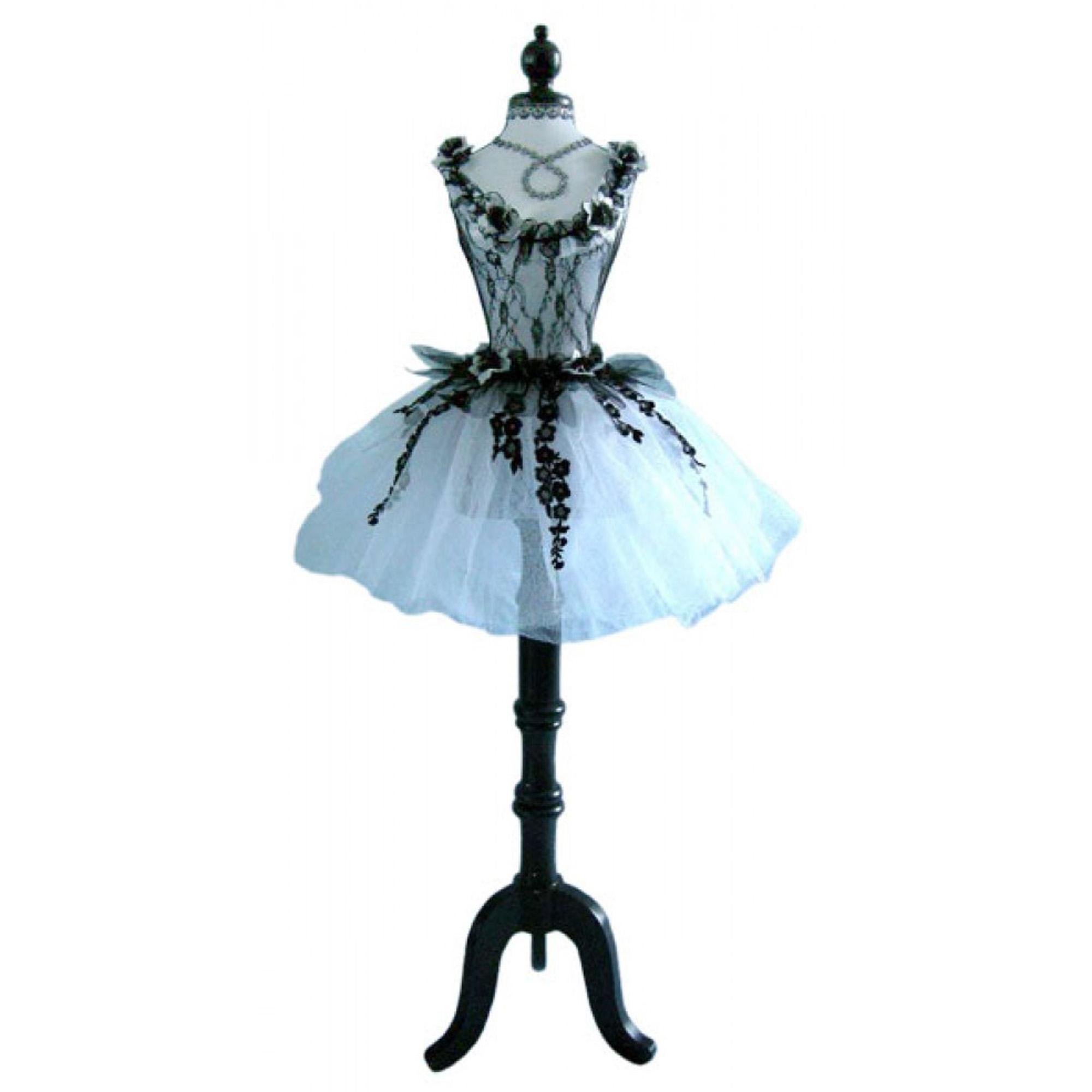 White Amp Black Dressed Mannequin Mannequins