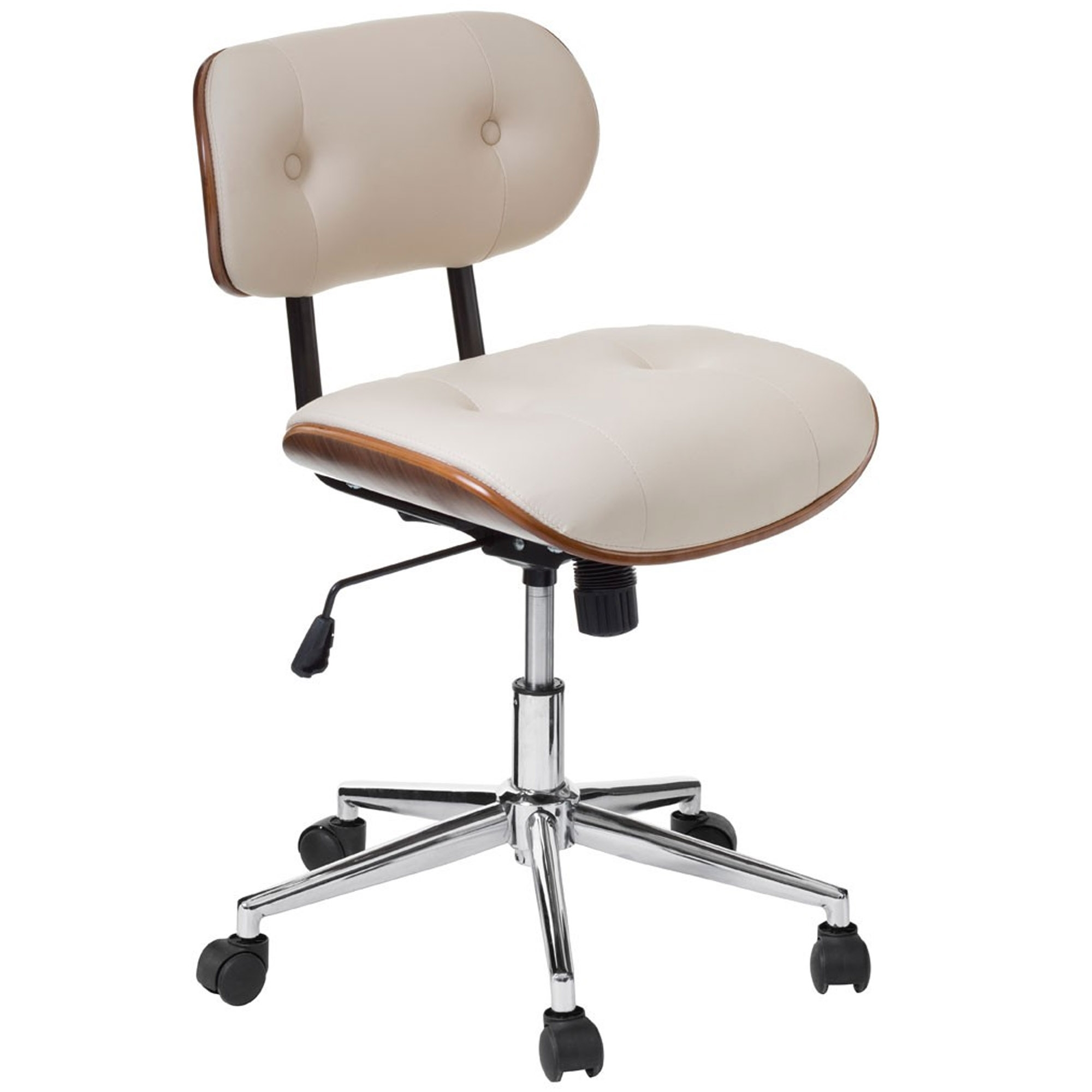 White Office Chair Modern Amp Contemporary Furniture