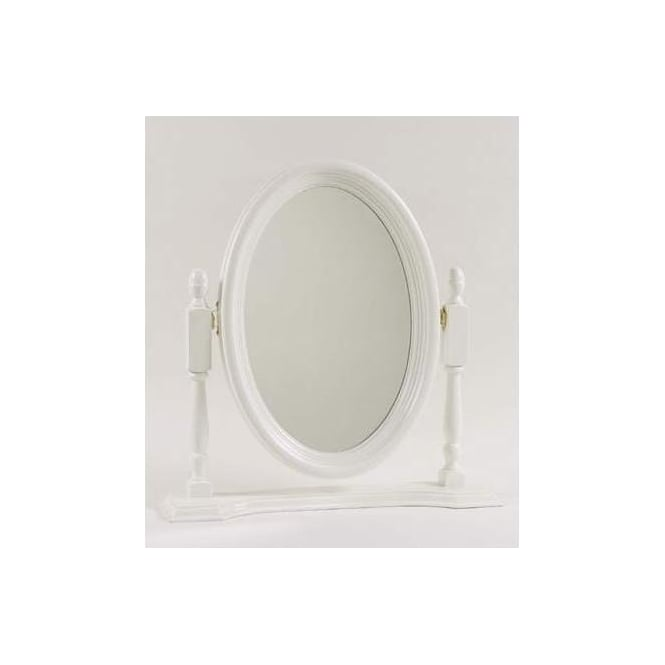 Whitedale Antique French Style Table Mirror