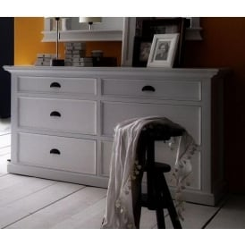Whitehaven Shabby Chic Chest Of Drawers
