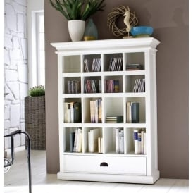 Whitehaven Shabby Chic Display Cabinet