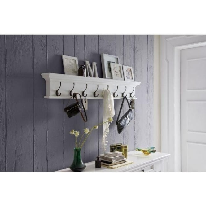 Whitehaven Shabby Chic Hanging Rack