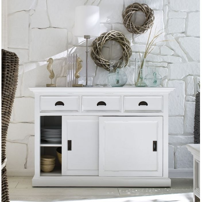 Whitehaven Shabby Chic Sideboard Buffet