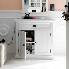 Whitehaven Small Shabby Chic Sideboard
