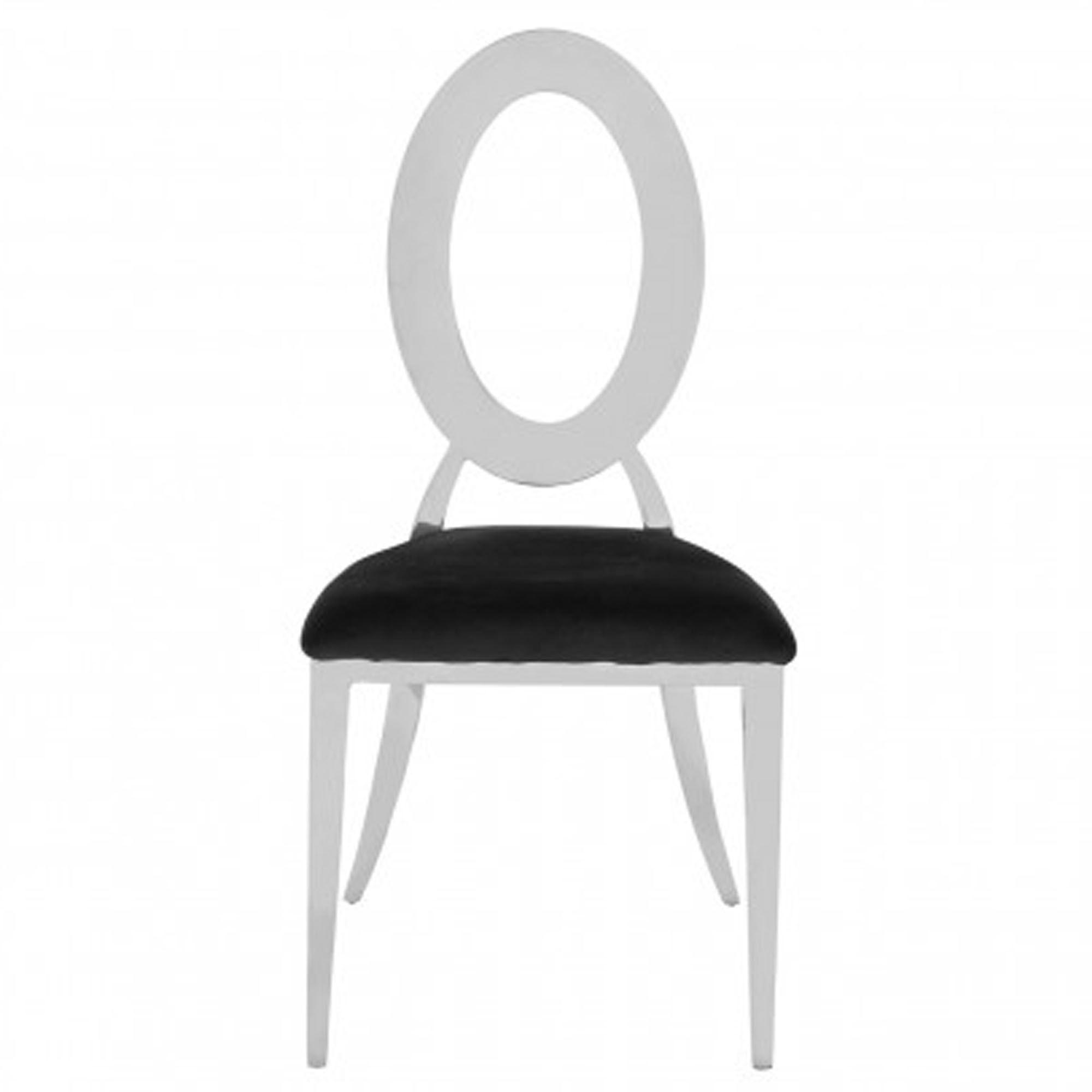 Pleasing Yasmin Round Back Dining Chair Uwap Interior Chair Design Uwaporg